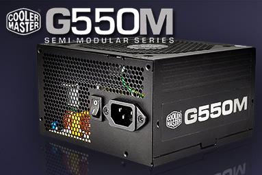 CM G550M: levný modulární s DC-DC a 5letou zárukou