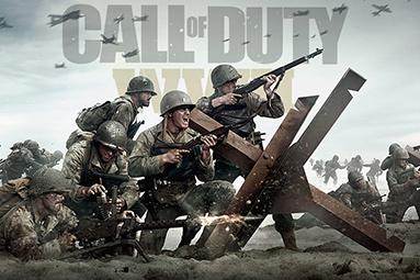 Call of Duty: WWII: Zpátky na bojiště druhé světové