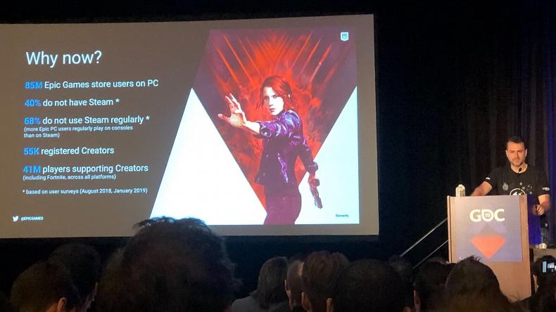 Epic Games Store už má 85 milionů uživatelů