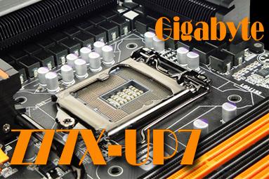 Dokonalá Gigabyte Z77X-UP7 – dáváme nejvyšší ocenění