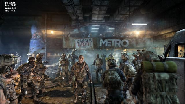 Metro: Last Light — kráska s extrémními nároky