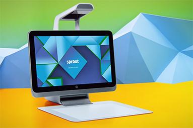 HP Sprout – nová forma počítače?