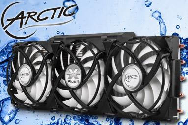 Accelero Xtreme Plus II — slušná evoluce vynikajícího chladiče