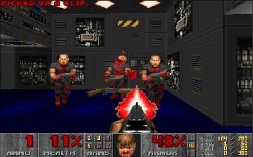Vývoj grafiky ve hrách: Od Wolfa až po Armu II