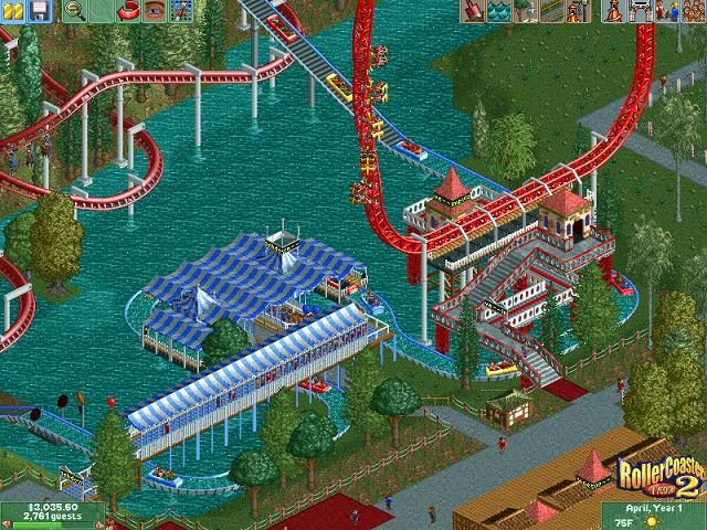 Planet Coaster: Tak se má dělat zábavní park bez hranic!
