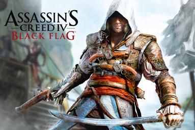 Assassins Creed IV: Black Flag — Krásný a náročný