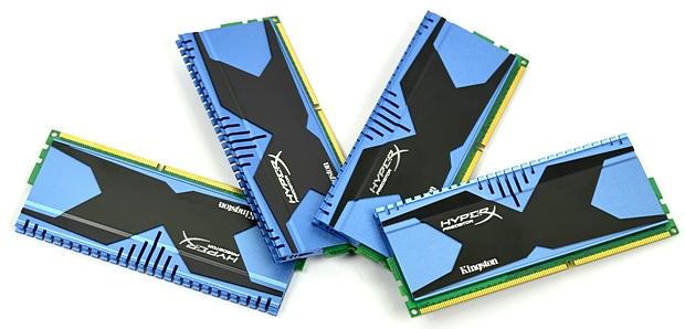 Kingston zrychluje – test 2800 a 2666MHz kitů DDR3 (2× 4 GB)