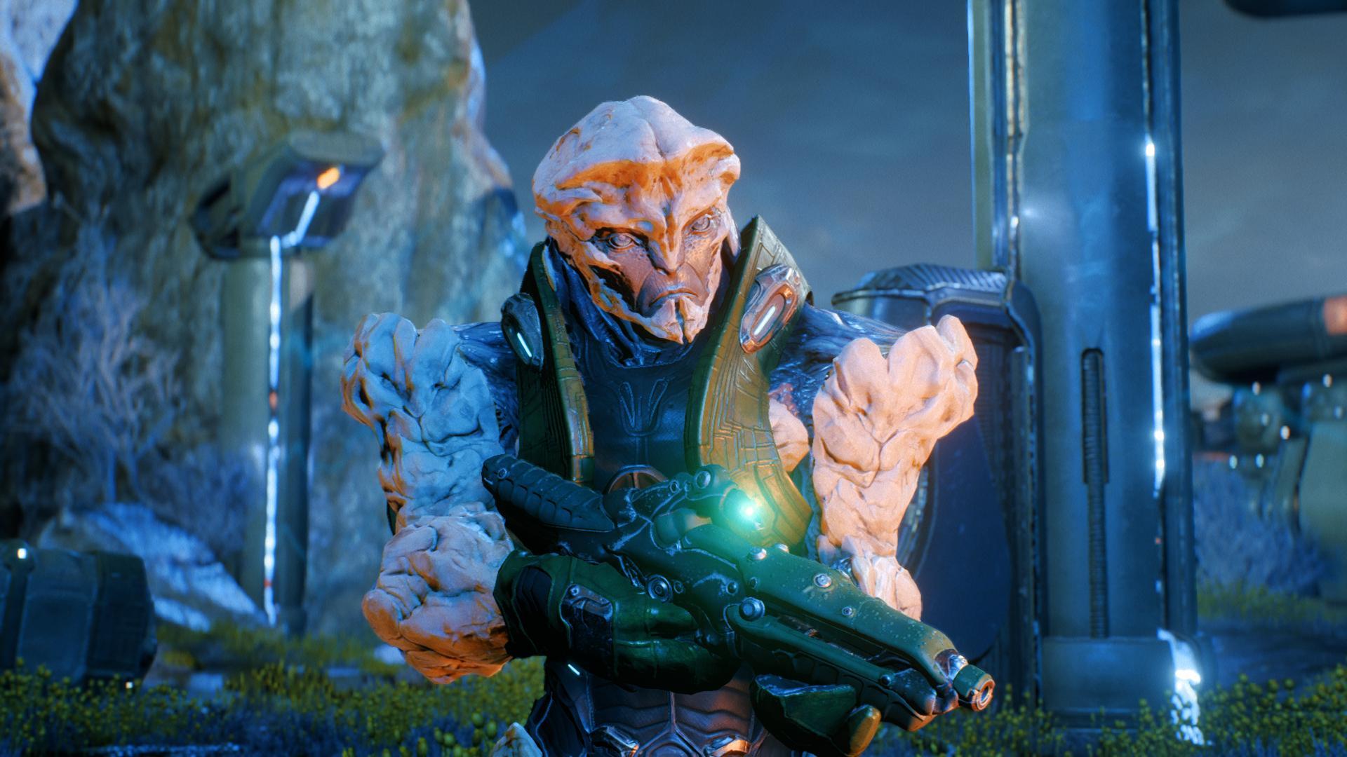 Mass Effect: Andromeda – vesmír je tak jednotvárný