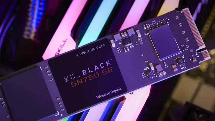 WD_Black SN750 SE 1 TB: (Nedobrá) Budoucnost SSD je tady