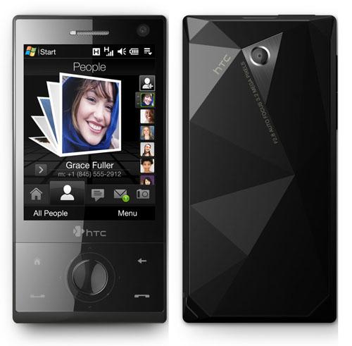 HTC Touch Diamond2 - diamant na druhou