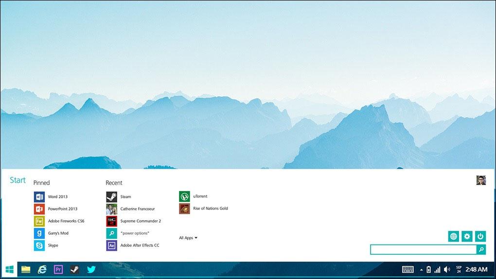 Konkurent ChromeOS Windows Lite opustí dlaždice Metro a sníží HW náročnost