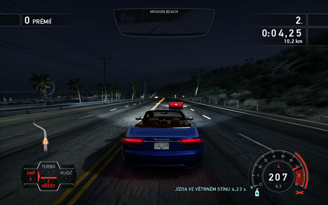 Need for Speed: Hot Pursuit — arkáda s minimálními nároky