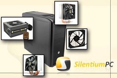 Soutěžíme se SilentiumPC – ve hře je pět cen včetně case