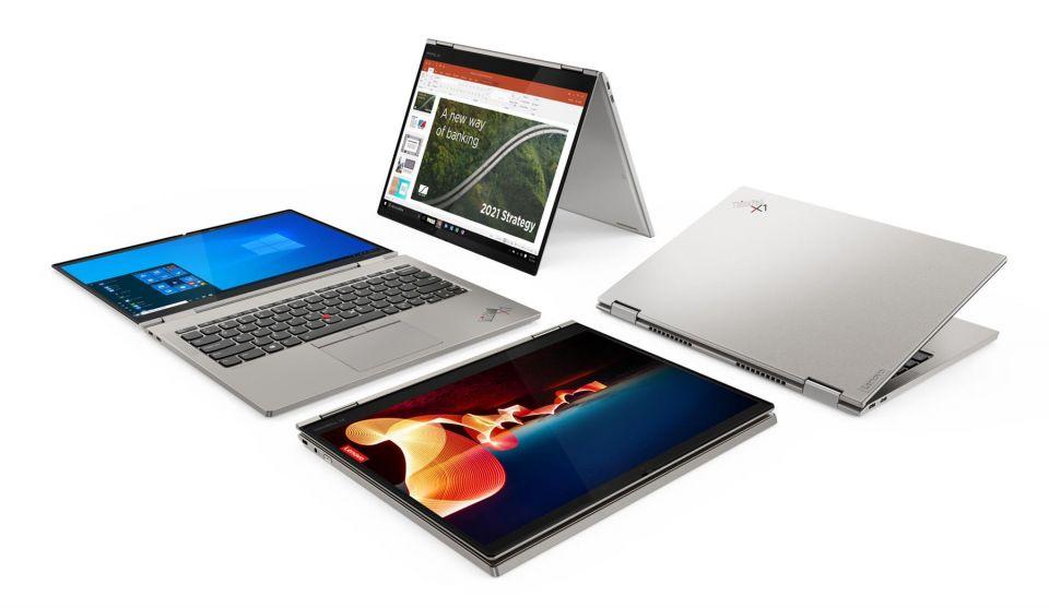 Lenovo představilo nejtenčí ThinkPad a notebook s odtrhávací klávesnicí