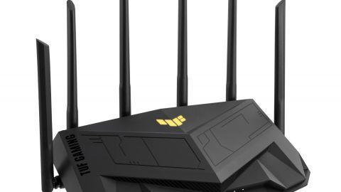 Herní Wi-Fi 6 router ASUS TUF Gaming AX5400 v prodeji