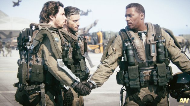 Call of Duty: Advanced Warfare – konečně Next-Gen!