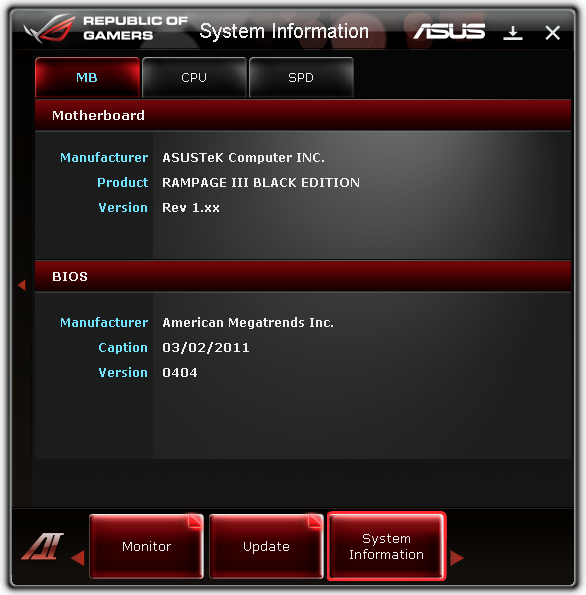 Asus Rampage III Black Edition – bez nadsázky lahůdka