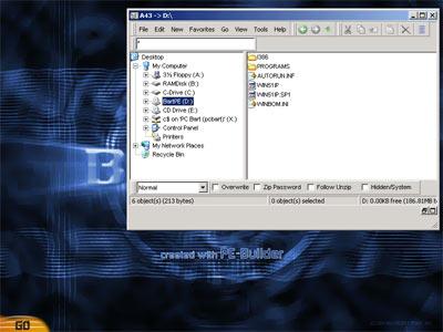 BartPE: chcete funkční Windows XP na CD?