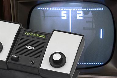 Atari míří do domácností aneb jak se zrodil domácí Pong