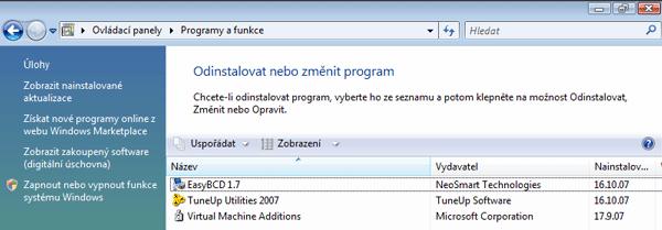 Vistalizace 4: optimalizace systému - druhá část