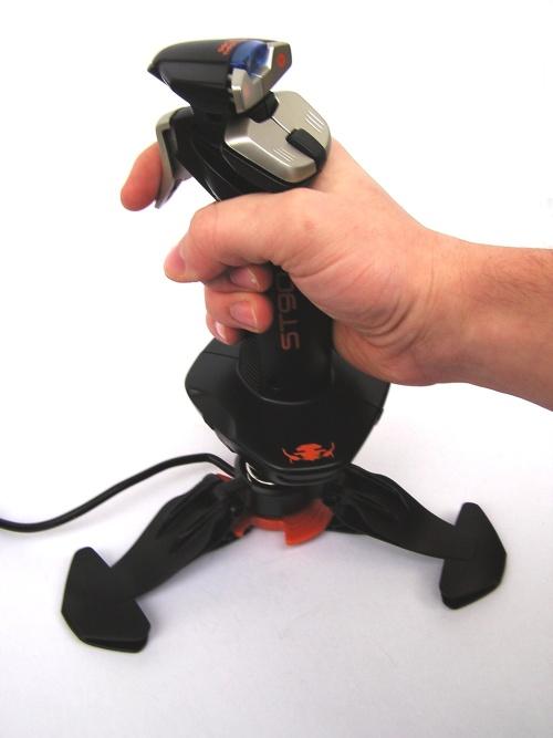 Velký test joysticků - část třetí - Saitek