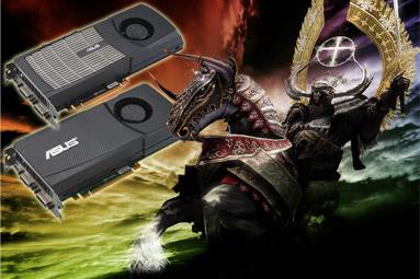 Soutěž o špičkové grafické karty Nvidia se společností Asus