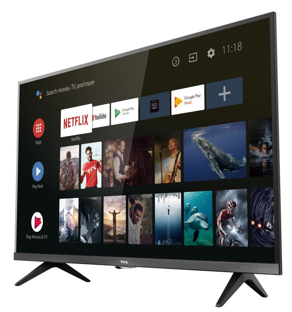 TCL ES58 je nejmenší chytrá televize s Androidem