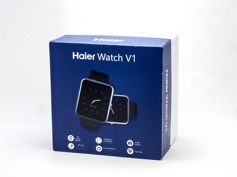 """Haier Watch V1: """"Apple Watch"""" po asijsku a levně"""