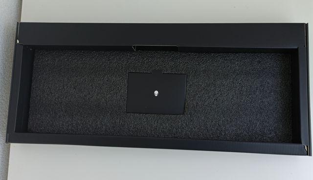 Dell Alienware 510K - perfektní mechanika na psaní i hraní