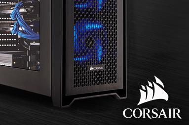 Corsair Obsidian 750D Airflow Edition: Pro pořádný průvan