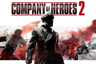 Company of Heroes 2 — slabší grafika, lepší fyzika