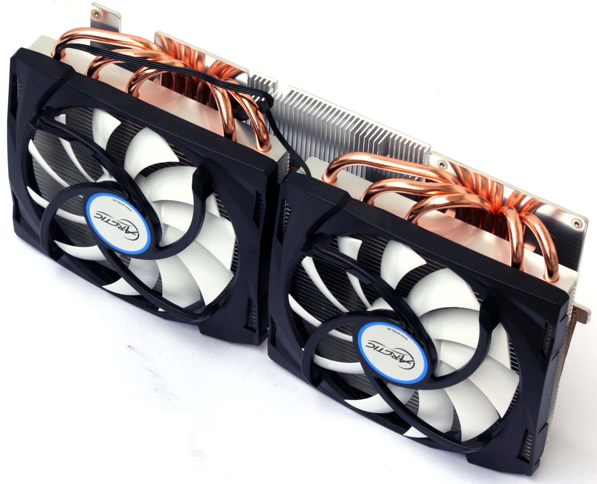 Accelero Twin Turbo 690 — nutnost pro majitele GTX 690