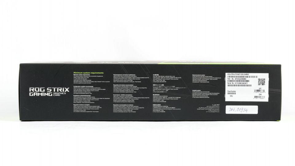 Asus ROG Strix GF GTX 1660 Ti O6G: ve všech ohledech šílená