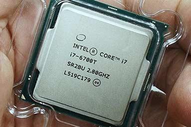 Core i7-6700T: Úsporný 35W Skylake v testu