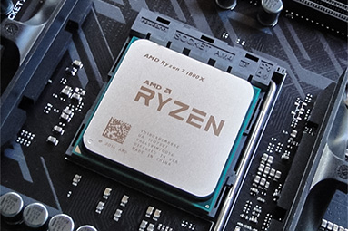 3× AMD Ryzen 7: procesory 1800X, 1700X a 1700 v testu