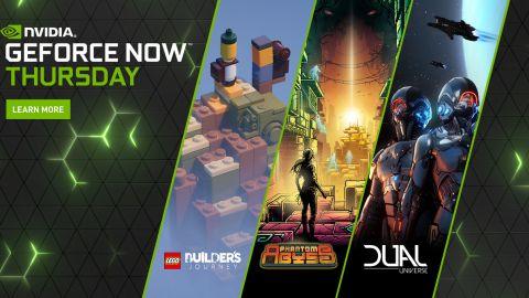 LEGO Builder's Journey a 12 dalších novinek v GeForce NOW