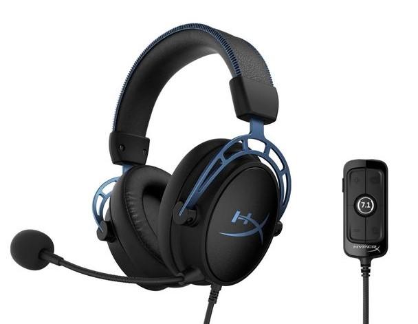 HyperX Cloud Alpha S – parádní herní sluchátka v testu