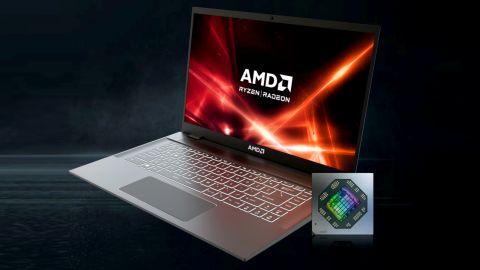AMD ukázalo výkonné mobilní grafiky Radeon RX 6000M s RDNA 2