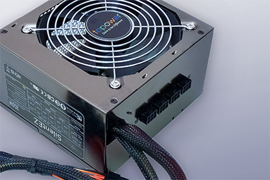Topower SilentEZ 350W: modulární low-end