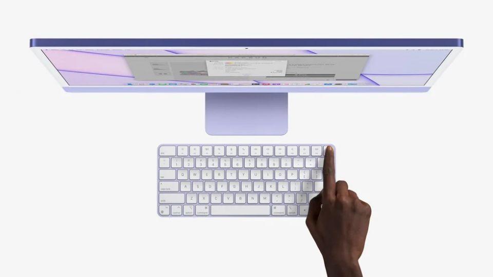 Apple představil 24palcový iMac s procesorem M1