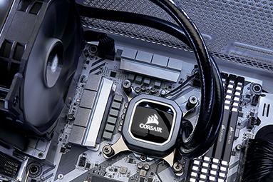 Corsair H60 (2018) – Levný výkonný AiO vodní kit pro CPU