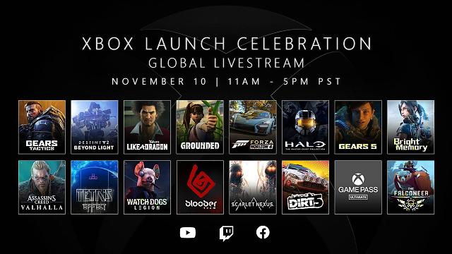 Microsoft Xbox Series X: Next Gen (PC) do obýváku