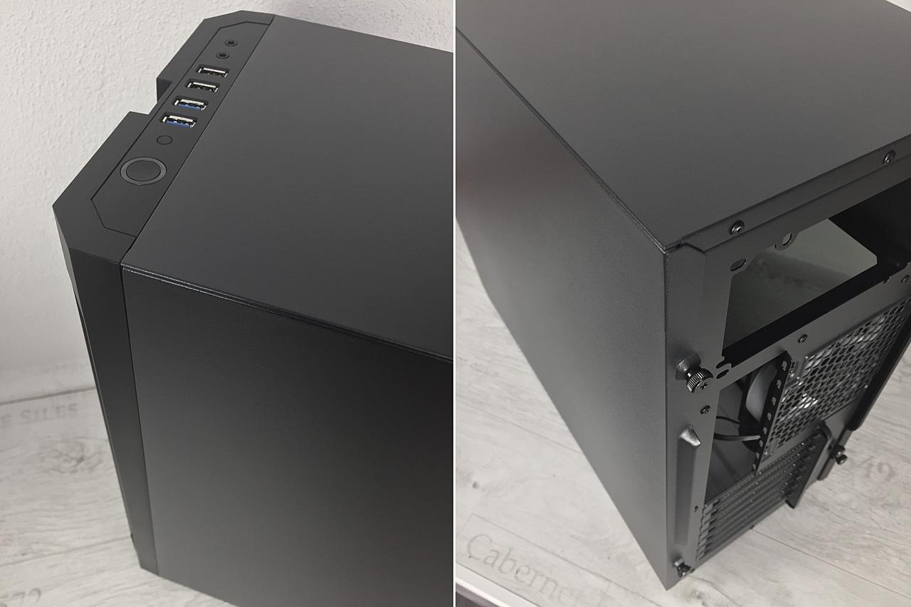 Chieftronic G1: herní skříň v podání designérů Chieftec