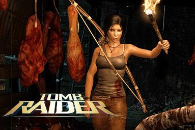 Tomb Raider — Lara Croft s podporou DirectX 11 a Tress FX