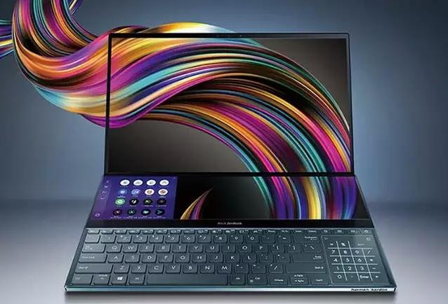 Asus uvedl na pulty tuzemských obchodů unikátní notebook ZenBook Pro Duo