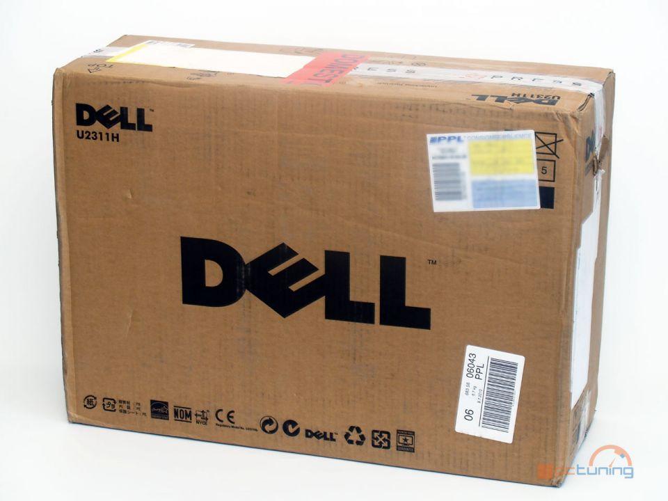 Dell U2311H: e-IPS panel za velice příjemnou cenu