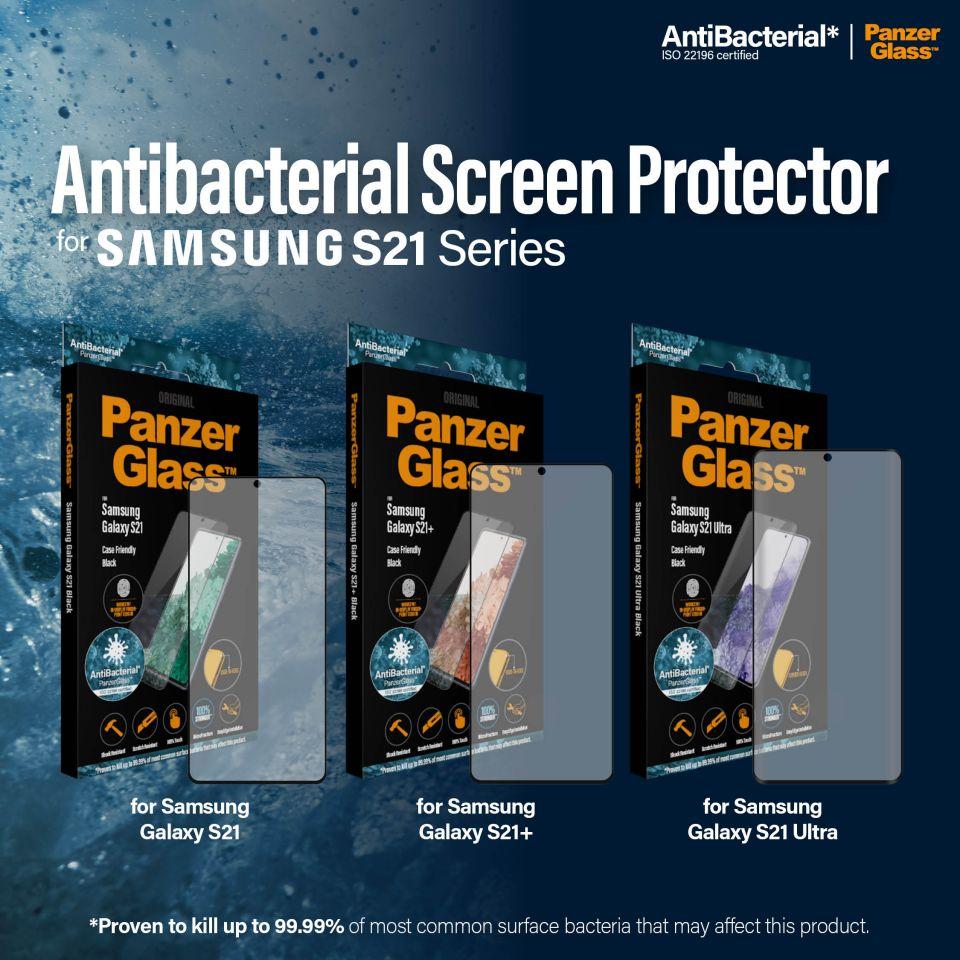 PanzerGlass vydává nová ochranna skla pro Galaxy S21