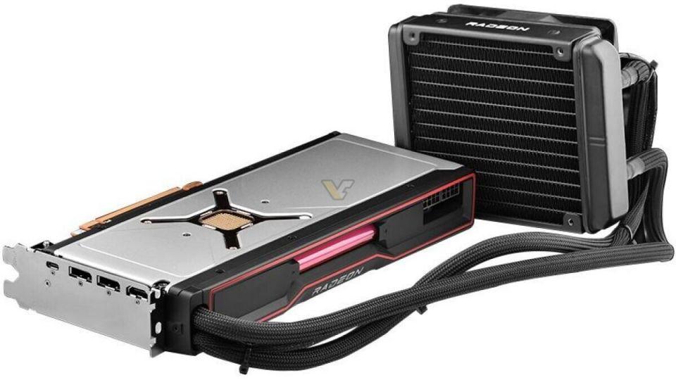 AMD Radeon RX 6900 XT LC: specifikace