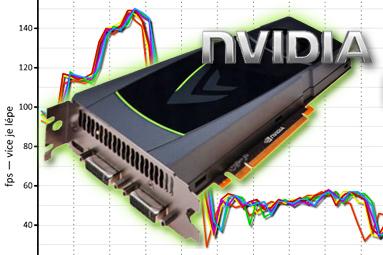 Zvyšují nové ovladače grafický výkon? Testujeme GeForce