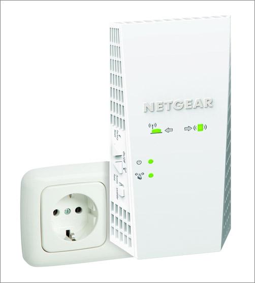 NETGEAR EX6400 a EX7300 se mění v mesh extendery